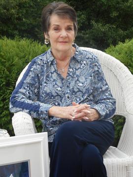 Louise Jackson, Master Decorative Artist